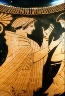 the Syracuse Painter / Stamnos / about 490-480 B.C.