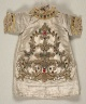 Spain, 17th century / Baby's Robe / 17th century