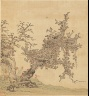 Chen Hongshou / Paintings after Ancient Masters: An Ancient Tree / 1598-1652