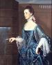 John Singleton Copley / Mrs. Daniel Sargent (Mary Turner Sargent) / 1763