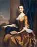 Robert Feke / Mrs. Charles Apthorp (Grizzell Eastwick Apthorp) / 1748
