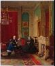 Eastman Johnson / The Brown Family / 1869