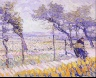 Joseph Raphael / Spring Winds / 1912 - 1915