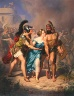 Charles Christian Nahl / The Rape of the Sabines: The Invasion / 1871