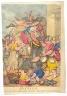 Thomas Rowlandson / Quarter Day / 18th - 19th century