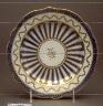 Caughley Factory / Dessert plate / circa 1780 - 1790