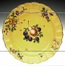 Worcester factory / Plate / circa 1770 - 1772