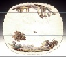 Chelsea factory / Dish / circa 1753 - 1754