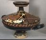 Baltimore Painter / Lekanis / 340 BC - 330 BC