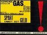 Walter Dexel / Verwende stets nur Gas / 1924