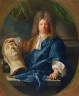 Francois Jouvenet, the younger / Portrait of Antoine Coysevox / about 1701