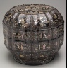 Artist unknown / Covered Box / 14th century