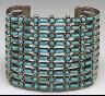 Navajo, Hopi and Zuni / Bracelet / 19th century - 20th century