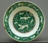 Ottoman / Dish / last quarter of 16th century