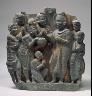 Pakistan, ancient region of Gandhara / The Gift of Anathapindada / 2nd?3rd century
