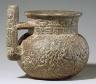 Maya / Spouted Vessel / 1st century B.C.?1st century A.D.