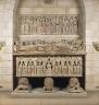 From the Church of Santa Mar¡a de Bellpuiq de las Avellanes, Catalonia / Tomb Effigy of Ermengol VII / 1320?1340
