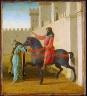 Filippino Lippi / The Triumph of Mordecai / c. 1475-1480