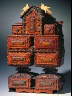 Unidentified / 'Cigar Box' Chest / ca. 1880-1920