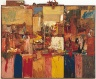 Robert Rauschenberg / Collection (formerly Untitled) / 1954