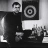 Robert Rauschenberg / Jasper-Studio N.Y.C. / 1955