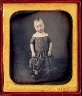 Marston / Untitled (Baby with Hoop) / ca. 1850