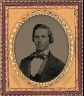 Robert H. Vance / Untitled (Portrait of Curtis Bolton, Jr.) / ca. 1855