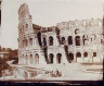 Rev. Calvert Richard Jones / Colosseum, Rome, Second View / 1846