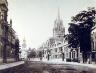 Arthur J. Melhuish / View of High Street, Oxford / ca. 1850-1855