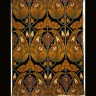 Charles Harrison Townsend / OMAR' WOVEN FURNISHING TEXTILE / 1896 - 1900