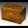 Japanese? / JAPANESE TRAVELLING TEA SERVICE / Box made about 1800 - 1880