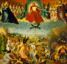 Jan Provost / The Last Judgment / c. 1525