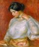 Pierre Auguste-Renoir / Graziella / 1896