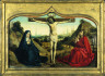 Nicolas Dipre / Crucifixion / c. 1500