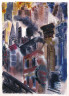 George Grosz / New York / 1934