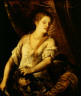 Titian / Judith with the Head of Holofernes / c. 1570