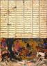 Islamic / Ardashir Battling Bahman, Son of Ardavan / 1325/1350