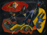 André Masson / The Seeded Earth / 1942