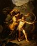 Jean-Baptiste Regnault / Education of Achilles / 1780/1790
