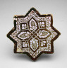 Persian / Star Tile / 14th century or later