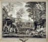 Etienne Baudet / Venus Reclining, Cupids Resharpening Arrows / 1672