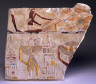 Unknown / Relief from Tomb of Mentuemhet / 660 BC