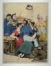 Thomas Rowlandson / Dispatch or Jack Preparing For Sea / 1815