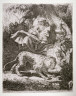 Rembrandt Harmensz van Rijn / St. Jerome Reading / 1634