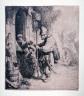 Rembrandt Harmensz van Rijn / Rat Catcher / 1632