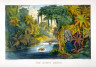 Currier and Ives / The Sunny South. / 1870