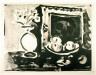 Pablo Picasso / Grande nature morte au compotier (Large still life with fruit dish) / 1947