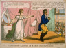 Thomas Rowlandson / More of the Clarke, or Fresh Accusations / 1809