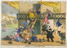 Thomas Rowlandson / Sports of a Country Fair / 1810