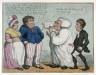Thomas Rowlandson / The Sailor's Marriage / 1805